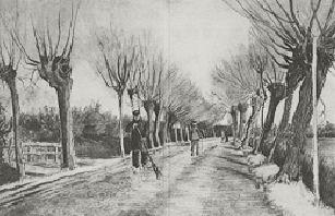 De wandelingen met gids duren ongeveer 1,5 uur