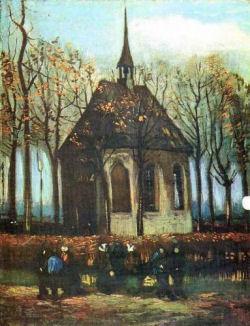 Van Gogh Village Nuenen Openluchtmuseum