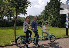 Velorent Verhuur fietsen tandems en steppen