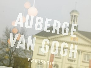 Auberge Van Gogh is 'the place to be' in het geboortedorp van Vincent Van Gogh.