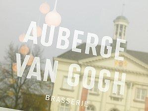 Vincent van GoghHuis Auberge Van Gogh