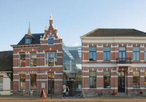 Het Vincent van GoghHuis is een levend kunstcentrum op de geboortegrond van één van de beroemdste kunstenaars uit de geschiedenis.