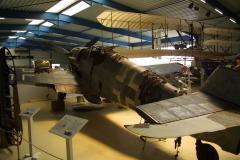 In het Vliegend Museum Seppe kan je diverse historische vliegtuigen bewonderen die allemaal nog echt kunnen vliegen.