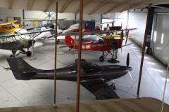 Met de lichte luchtvaart als kern blijkt de collectie van het museum voor iedereen wat te bieden.