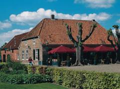 Het Wapen van Liempde is een fraaie monumentale boerderij uit 1600 met 2 eeuwenoude lindebomen.