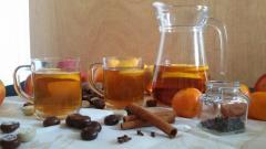 Winery & Herbs Kruiden thee samenstellen