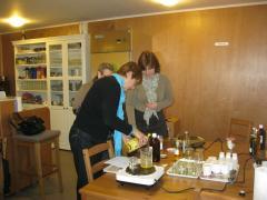 Winery & Herbs Het maken van crème en zalf