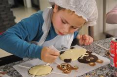 Een leuke en sprankelende workshop voor alle kokkies, kleine smullers en jonge chocoholics!